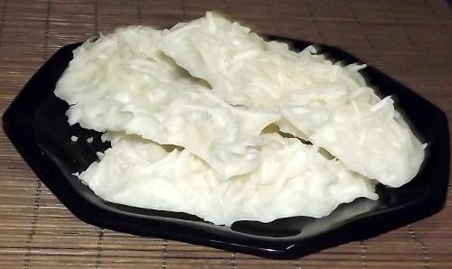 cocada branca