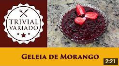 video receita geleia de morango