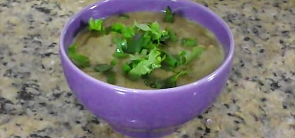 receita sopa ervilha