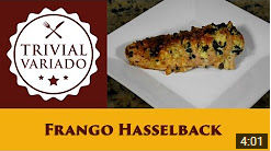 video receita frango hasselback