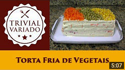 video receita torta fria vegetais