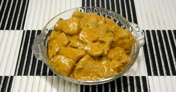 receita frango ao curry